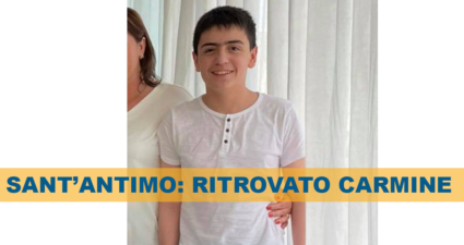 SANT'ANTIMO CARMINE RITROVATO