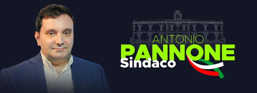 Antonio Pannone Sindaco Afragola